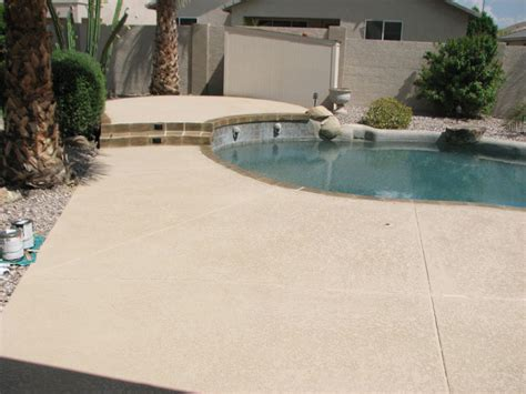 cool deck cool deck backyard pool plaster sledge concrete coatings