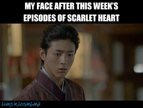 Scarlet Heart Episodes 14 & 15 Memes