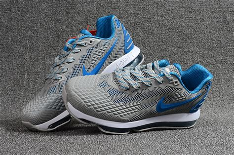 nike  air vapormax flair running shoes cool grey blue sepsport
