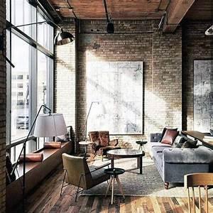 Top 50 Best Industrial Interior Design Ideas - Raw Decor