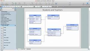 How To Make Erd Diagram In Word