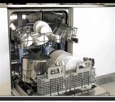 sel machine a laver la vaisselle le lave vaisselle et la domotique