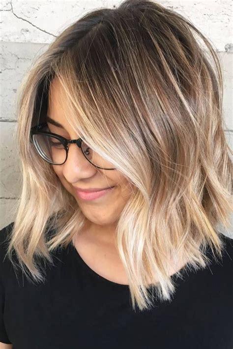 pretty shoulder length hair styles hair hair