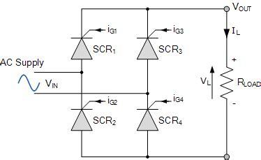 thyristor  silicon controlled rectifier tutorial