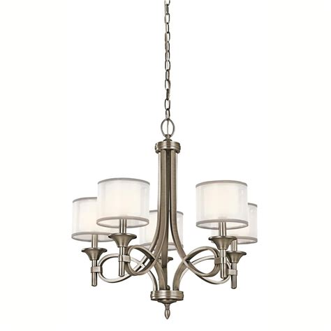 kichler kichler lighting 42381ap chandelier 5lt