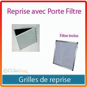 Prix Clim Gainable : accessoire climatiseur gainable grille de reprise avec ~ Premium-room.com Idées de Décoration
