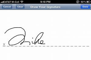sign now iphone app lets you sign documents online With iphone app to sign documents