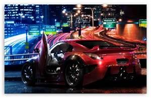 Nissan 350Z Roadster Car 4K HD Desktop Wallpaper for