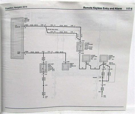 2003 Expedition Headlight Wiring Diagram by Wrg 3746 03 Lincoln Navigator Wiring Diagram