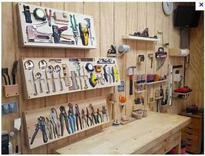 Plan Atelier Bricolage : agencement panneau outils page 3 herramientas ~ Premium-room.com Idées de Décoration