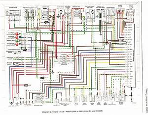 R1150r Electrical Wiring Diagram  Avec Images