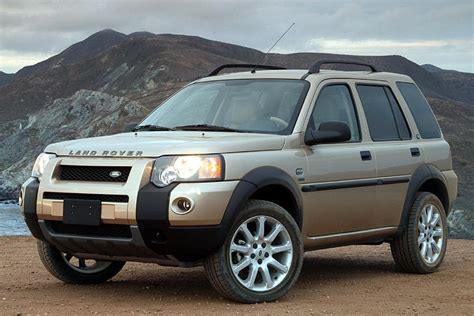 2005 land rover freelander reviews specs and prices cars