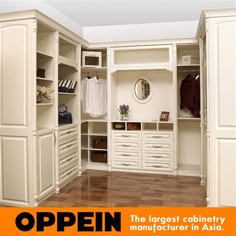 chinese cheap  design bedroom closet wood wardrobe
