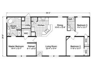 view pine floor plan for a 1494 sq ft palm harbor manufactured home in plant city florida