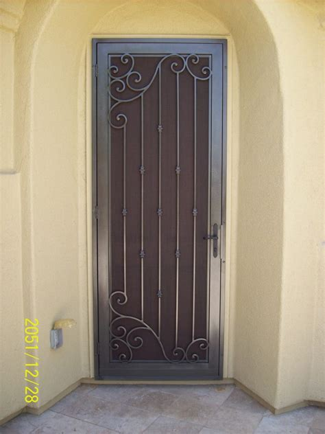 Security Screen Doors  Native Sun Home Accents, Inc