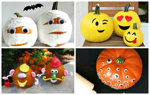 Decorating With Pumpkins by 5 Pumpkin Decorating Ideas The Write Balance