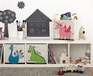 Aufbewahrung Kinderzimmer Ikea : spielzeugbox pfau von 3 sprouts hier entdecken ~ Michelbontemps.com Haus und Dekorationen