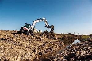 Bobcat E85 Compact Excavator - For Sale in CO and WY ...