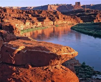 Moab Utah Canyon River Rafting Cataract Canyonlands