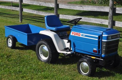 ford lgt  garden lawn tractor  gladwin
