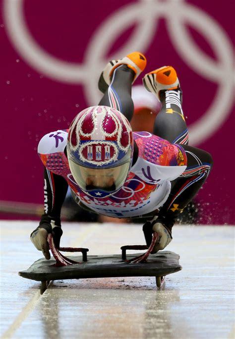 noelle pikus pace  winter olympics skeleton zimbio