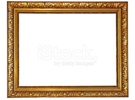 gold plated wooden picture frameplease
