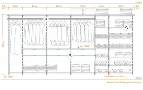 Begehbarer Schrank System by Begehbarer Kleiderschrank System Deutsche Dekor 2017