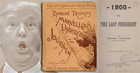 trump president baron last 1896 1800 novels making russia trumps 1800s predictions america novelas tres sobre disclose eerie three downfall