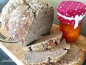 Recette Pain Sans Gluten Machine à Pain : recette de pain au kefir de lait brebis avec ou sans ~ Melissatoandfro.com Idées de Décoration