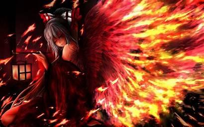 Nightcore Omfg Sqg Fire Wings Cool Burn