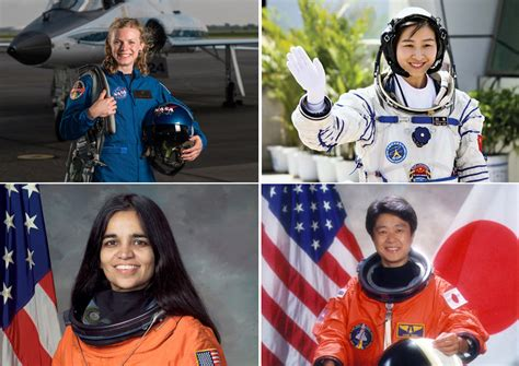 top 5 influential women astronauts who paved the way to space world news asiaone