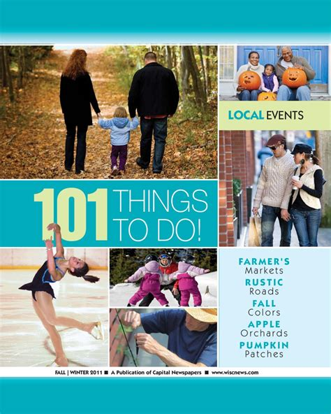 bureau r馮lable 101 things to do in wi fall 2011 by columbia county visitor 39 s bureau issuu