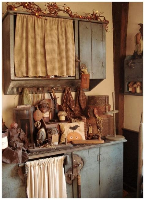 primitive decorating ideas for fall primitive fall kitchen autumn fall kitchen prim decorate