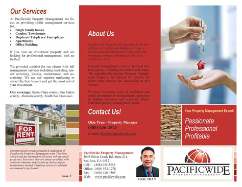 property pamphlet property management