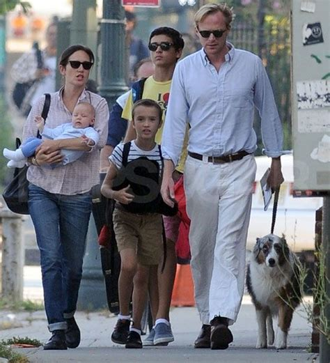 jennifer connelly baby jennifer connelly and paul bettany show baby agnes the nyc
