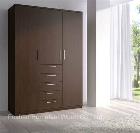 Brown Wood Wardrobe by 15 Best Ideas Of Solid Wood Wardrobes