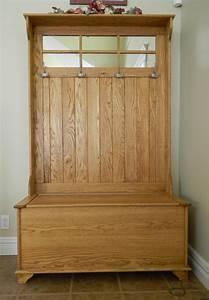 Build Wooden Entry Bench Coat Rack Plans Plans Download