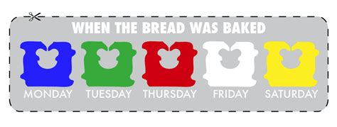 bread tie colors meaning epicurean enthusiast bread breakdown