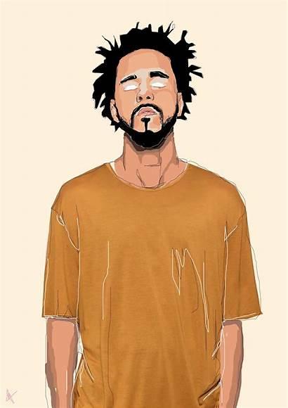 Wallpapers Dope Cole Cartoon Hop Hip Celebrity