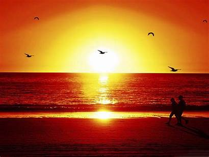 Sunset Beach Romantic Wallpapers Wallpapers13 1280 1024