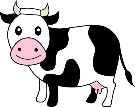 Cow Clip Art Free Clipart Library Free Clipart Images