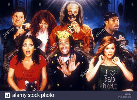 Scary Movie 2 Director Keenen Ivory Wayans Stock Photos