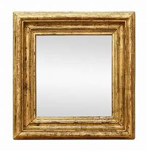 Miroir Doré Ancien : miroir bois dor ancien moulure patin vieilli ~ Teatrodelosmanantiales.com Idées de Décoration