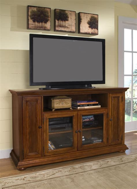 home styles homestead tv entertainment credenza stand