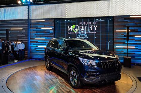 Top Suvs Showcased At Auto Expo 2018 Kia Sp Concept, Tata