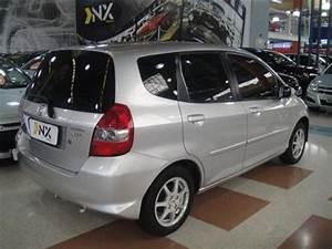 Honda Fit 1 5 Ex 16v Gasolina 4p Manual 2007  2008