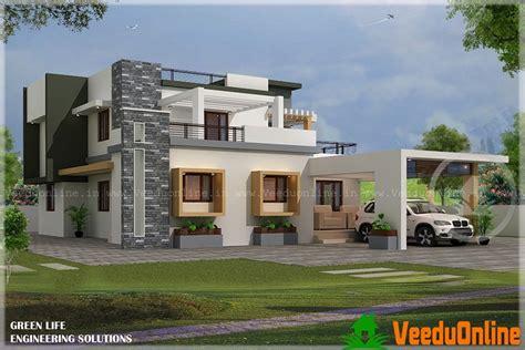 Home Design 4 Bhk : Outstanding 2792 Sqft 4 Bhk Kerala Home Design