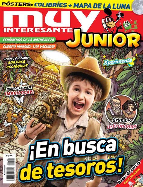 Muy Interesante Junior-Marzo 2017 35 Magazine