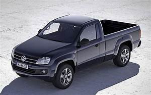 Vw Amarok Single Cab : regular cab vw amarok pickup revealed news ~ Jslefanu.com Haus und Dekorationen