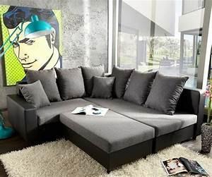 idees de canape meridienne la fonctionnalite est a la mode With tapis shaggy avec canapé grande profondeur d assise